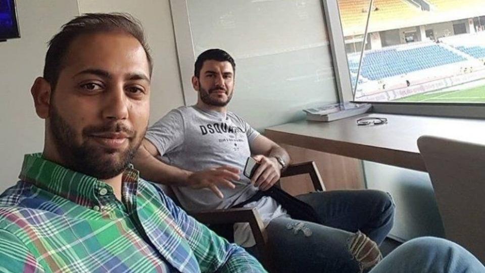 Serdar Taşçı, Başakşehir için İstanbul'a geldi