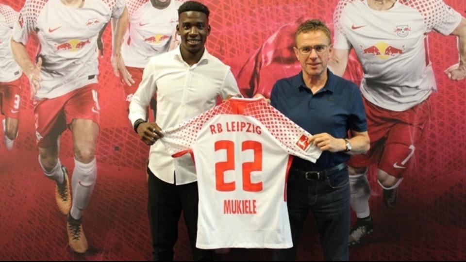 RB Leipzig'den savunmaya takviye