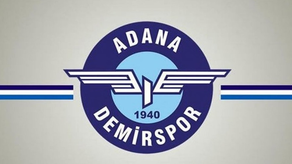 Adana Demirspor'un yeni teknik direktörü belli oldu!