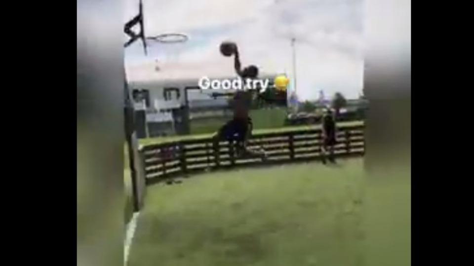 Video - Belçika Milli Takım kampında basketbol mücadelesi