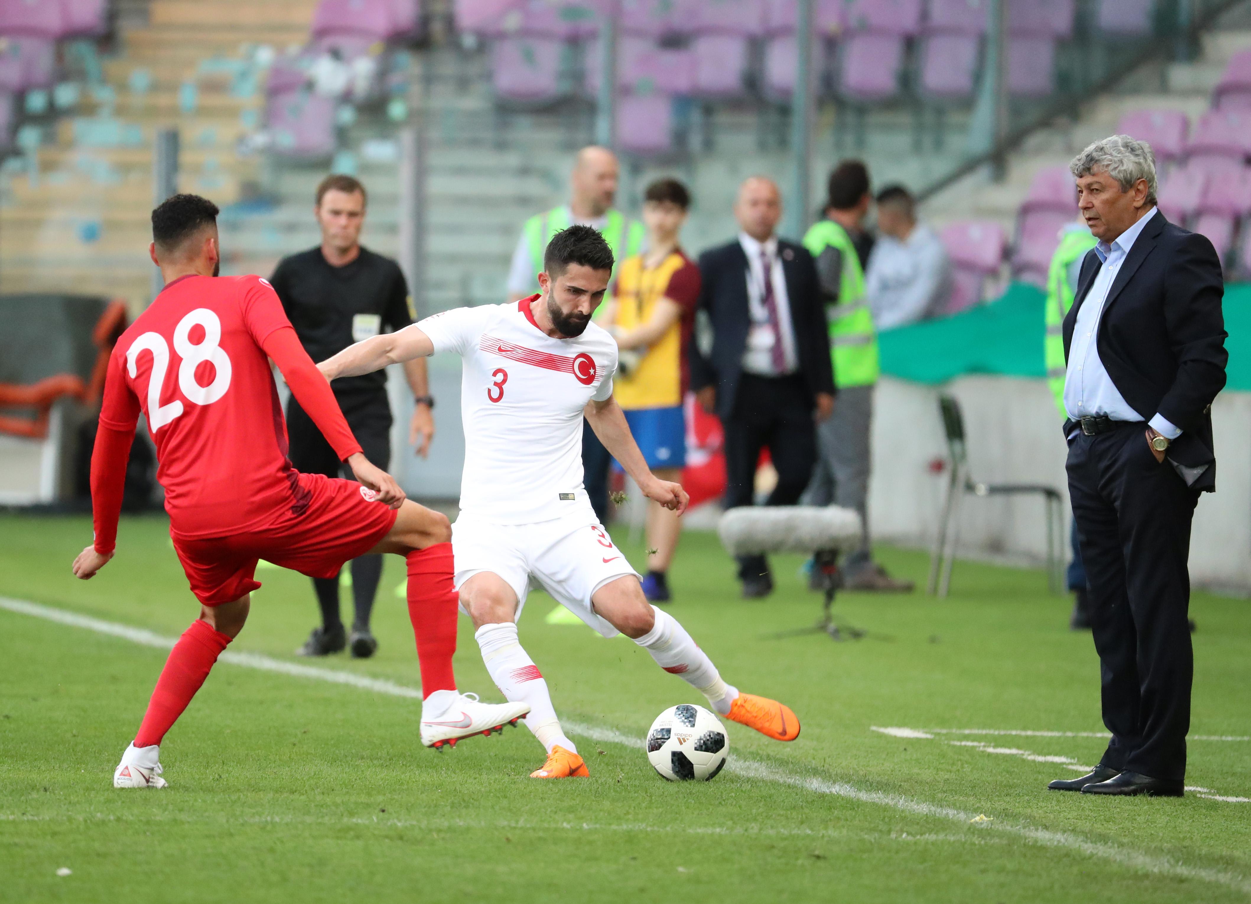 Özet - Türkiye 2 - 2 Tunus