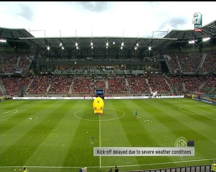 Avusturya-Almanya maçı ne zaman, saat kaçta oynanacak? | Ertelendi mi?