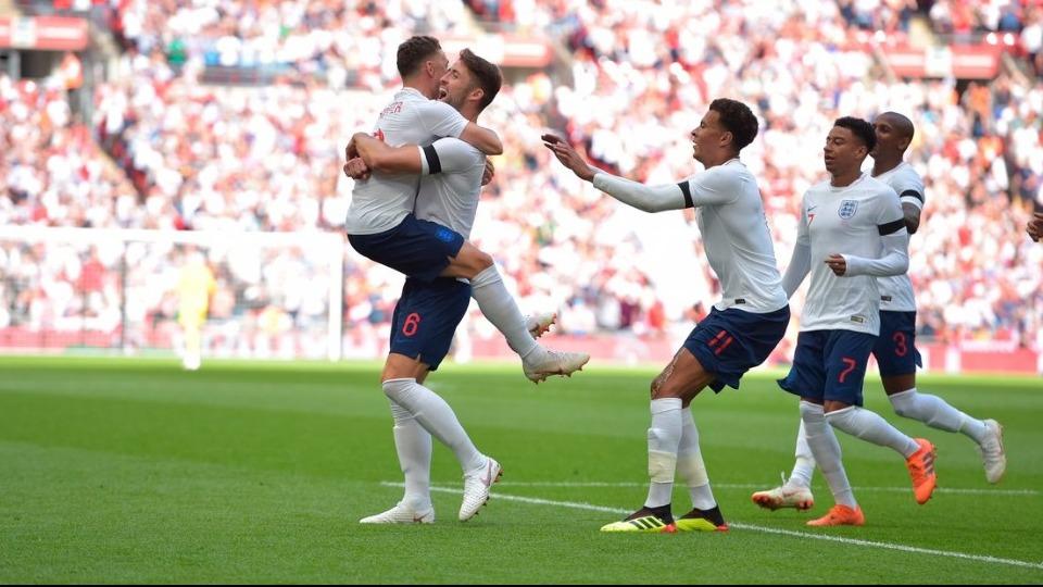 İngiltere, Nijerya'yı iki golle geçti!