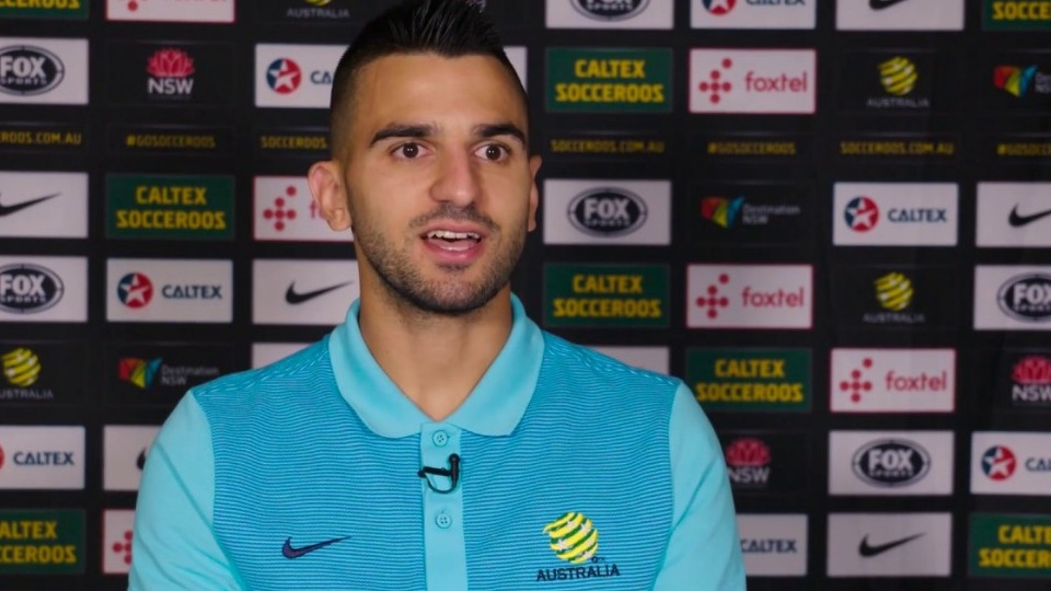 Aziz Behich, Avustralya'nın Dünya Kupası kadrosunda yer aldı!
