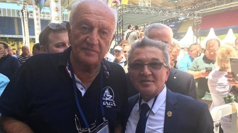 Bilecikli Fenerbahçeliler İstanbul'a çıkartma yaptı!