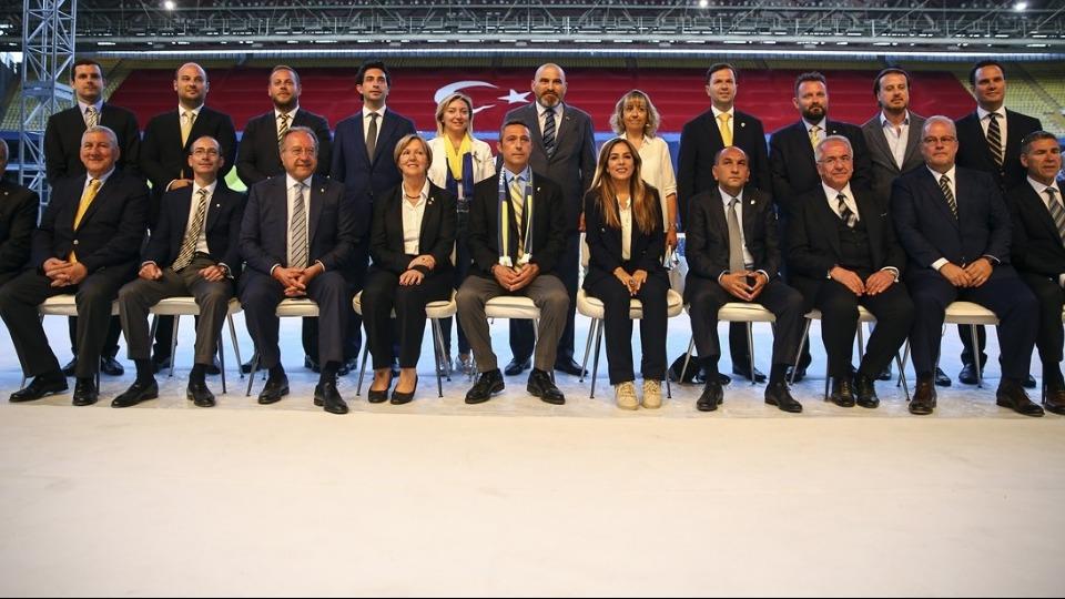 Fenerbahçe'de görev dağılımı belli oluyor!