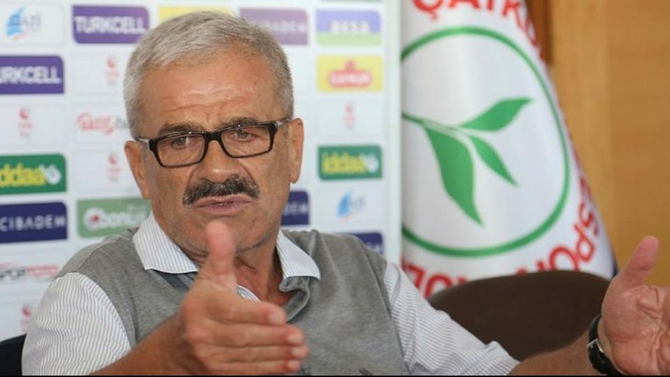 Rizespor'dan menajerlik sistemine eleştiri!