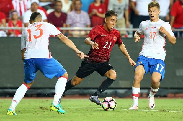 MAÇ NE ZAMAN? | Rusya Türkiye maçı hangi kanalda, saat kaçta?