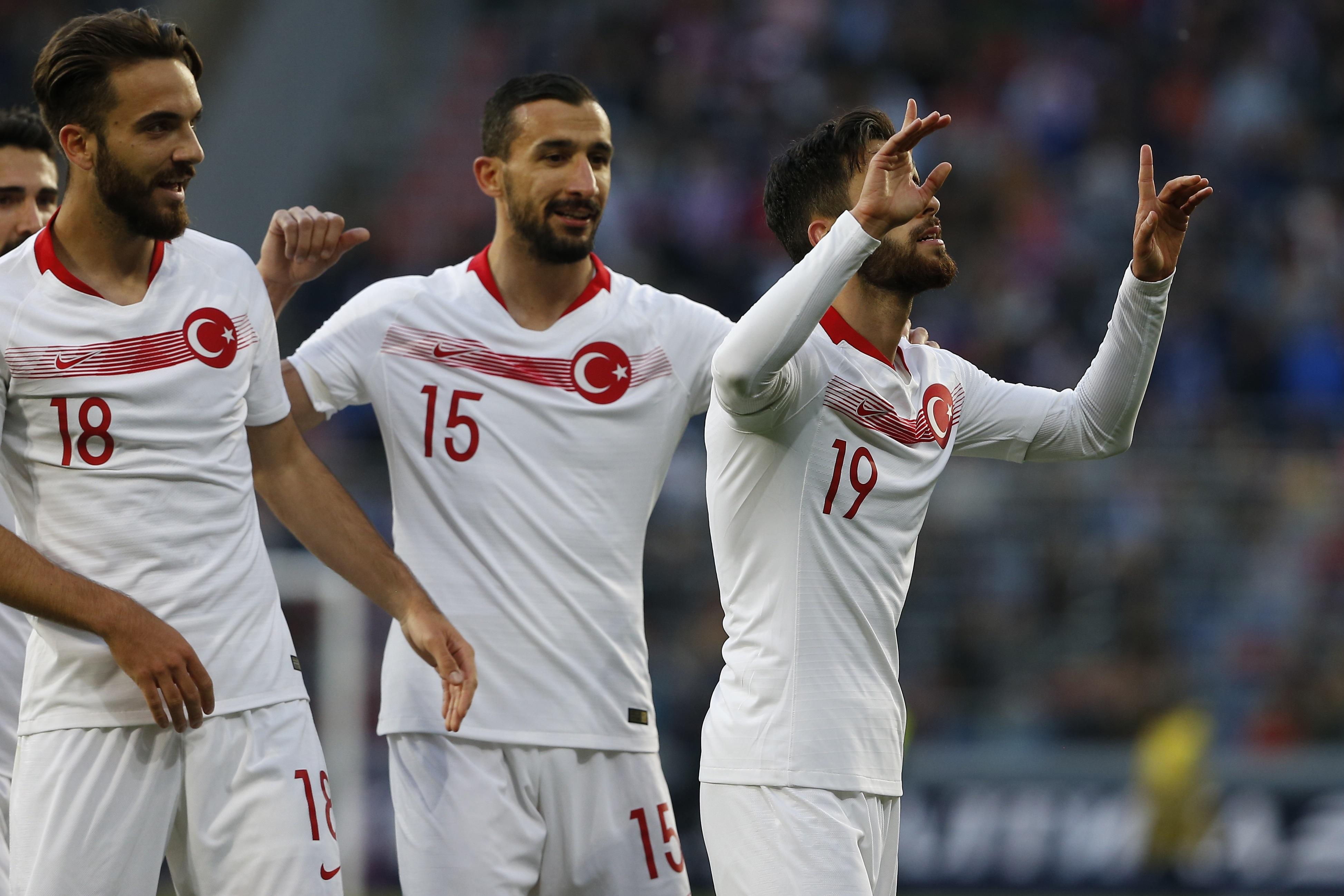 Özet - Rusya ile yenişemedik! Yunus'un golü yetmedi...