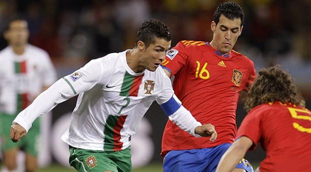 MAÇ NE ZAMAN?| Portekiz İspanya maçı saat kaçta, hangi kanalda?