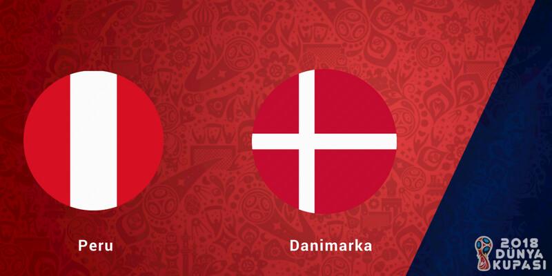 Peru Danimarka maçı ne zaman, saat kaçta, hangi kanalda?