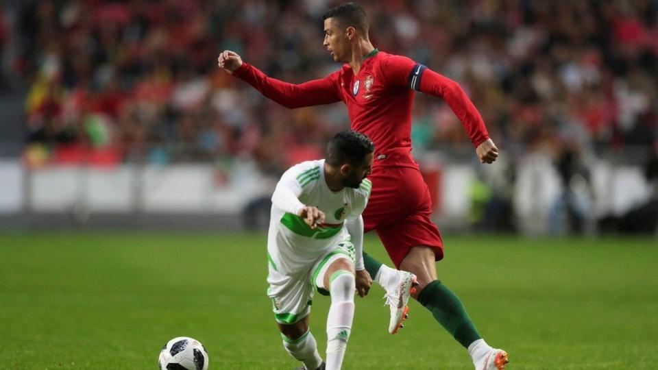 Portekiz, İspanya maçı öncesi farklı kazandı! Pepe, Quaresma...
