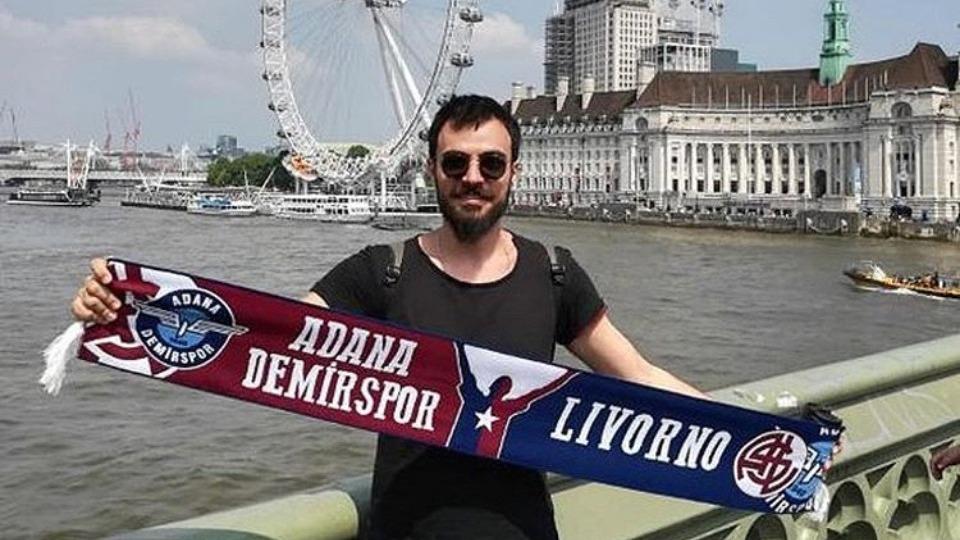 Livorno'dan Adana Demirspor paylaşımı