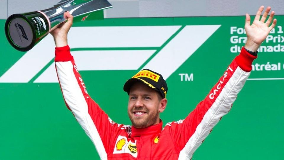 Özet - Kanada'da zafer Vettel'in