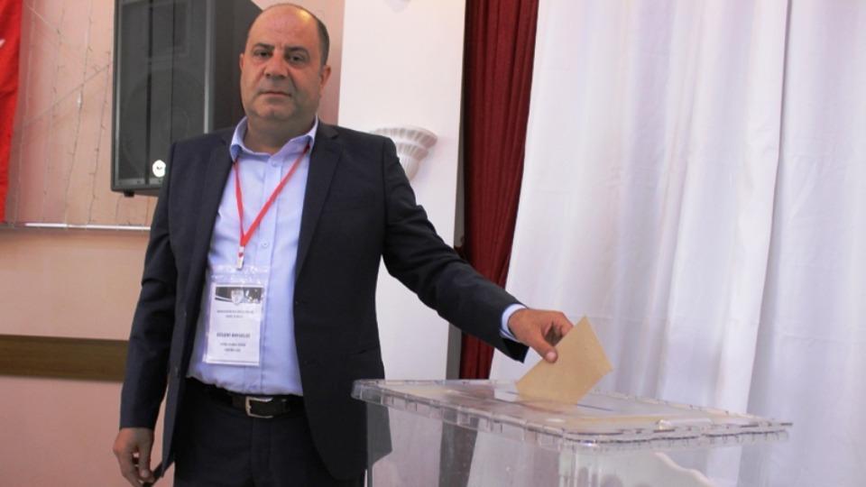 Manisaspor'un yeni başkanı Bülent Baygeldi, Ajansspor'a özel açıklamalarda bulundu!