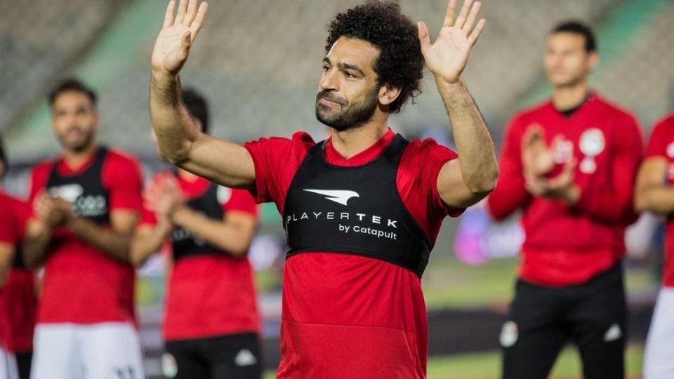 Mısır'da Salah sevinci!
