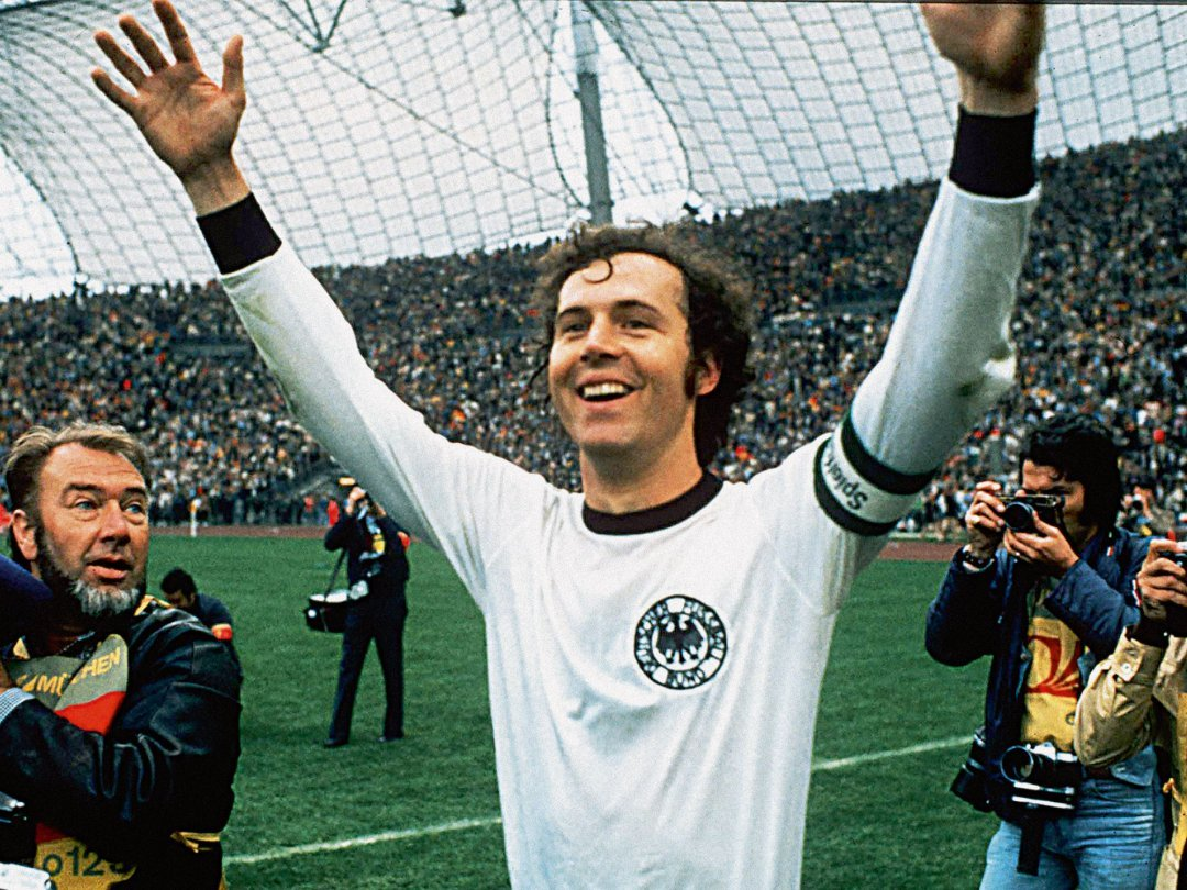 7 - Beckenbauer