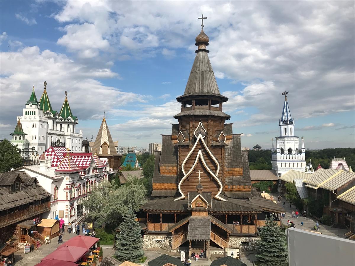 2018 Dünya Kupası ev sahibi Rusya'nın turistik yerlerine ilgi artıyor