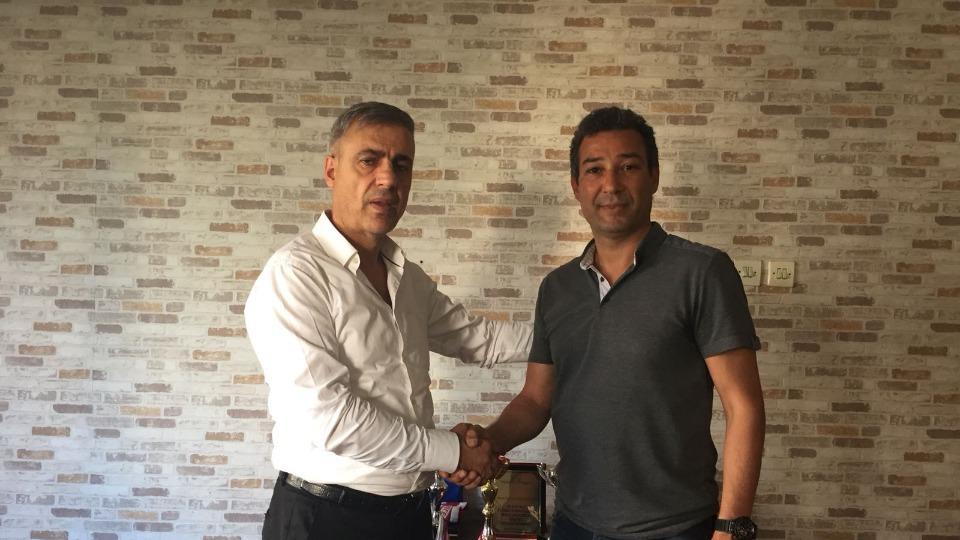 Elazığspor'un yeni teknik direktörü Orhan Kaynak'tan ilk sözler...