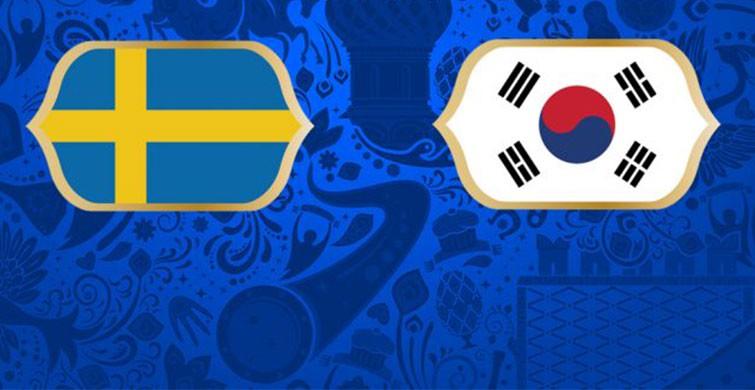 İsveç Güney Kore maçı ne zaman, saat kaçta, hangi kanalda?