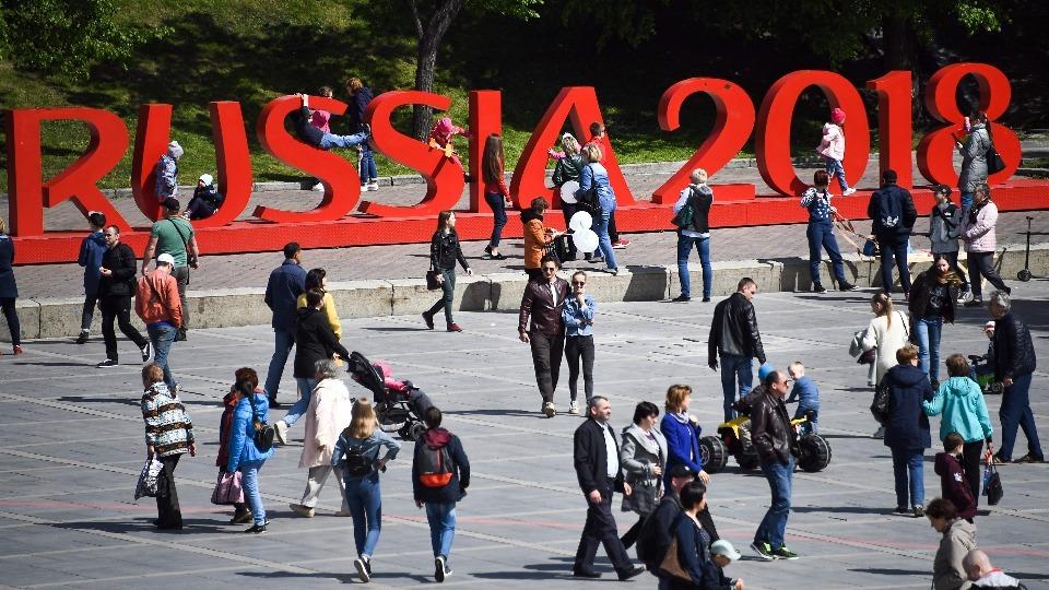 2018 FIFA Dünya Kupası'nda perde Rusya - Suudi Arabistan maçıyla açılıyor