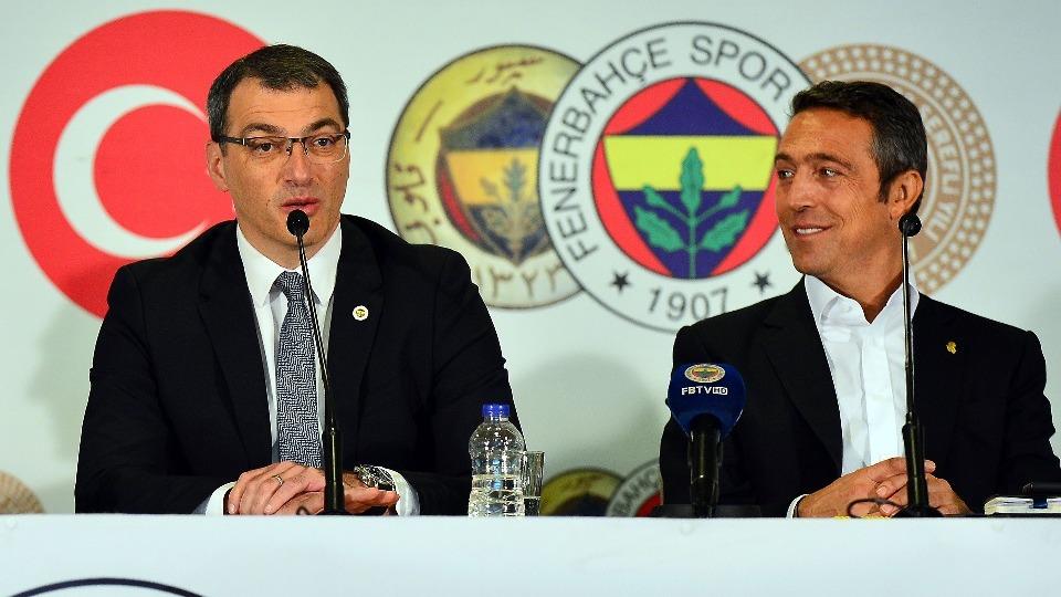 Fenerbahçe'de transfer harekatı! Ali Koç, Comolli, Yanal bir araya geliyor...