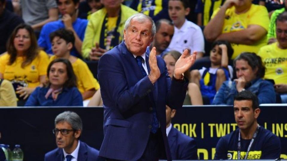 "Obradovic: ""Son kenar oyununu iyi oynadık"""