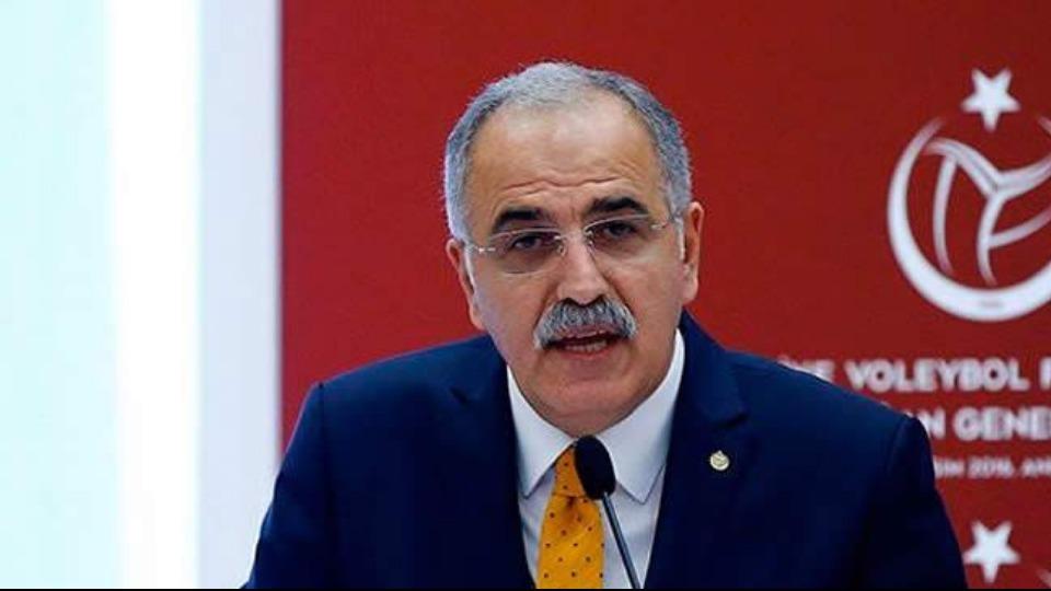 Voleybol Federasyonu Başkanı Üstündağ'dan bayram mesajı