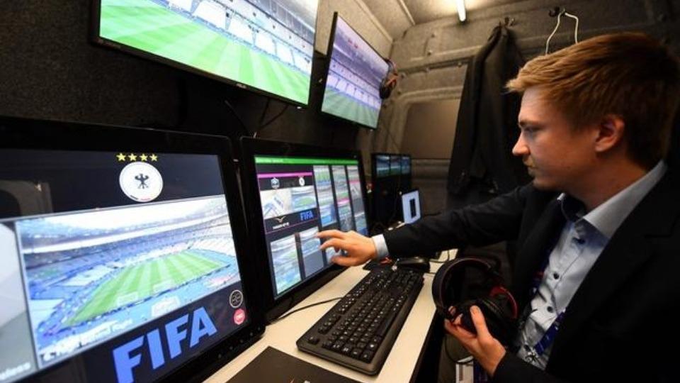 Dünya Kupası'nda VAR sistemi açılış maçında kullanıldı! İşte o pozisyon..