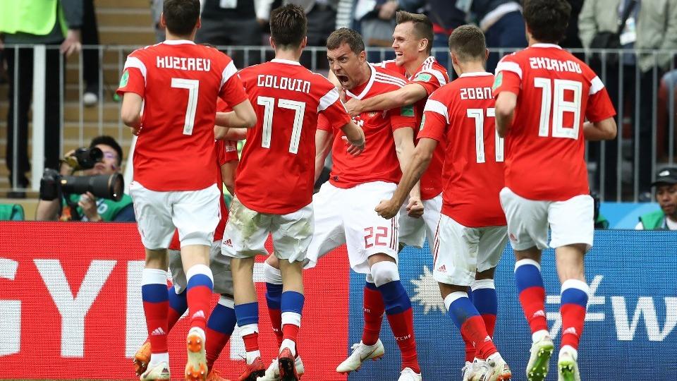 Rusya açılış maçlarının rekorunu kırdı