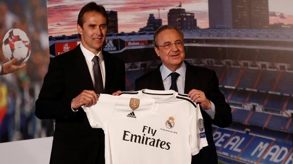 Real Madrid, Lopetegui yerine o ismi düşünüyor! 2 Ekim'de görüşmüşler...