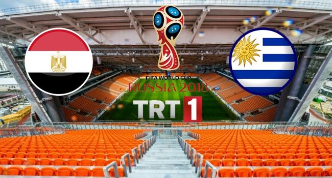 Dünya Kupası A Grubu'nda Mısır ile Uruguay karşı karşıya gelecek