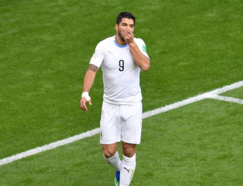 Uruguay 3 puanla başladı