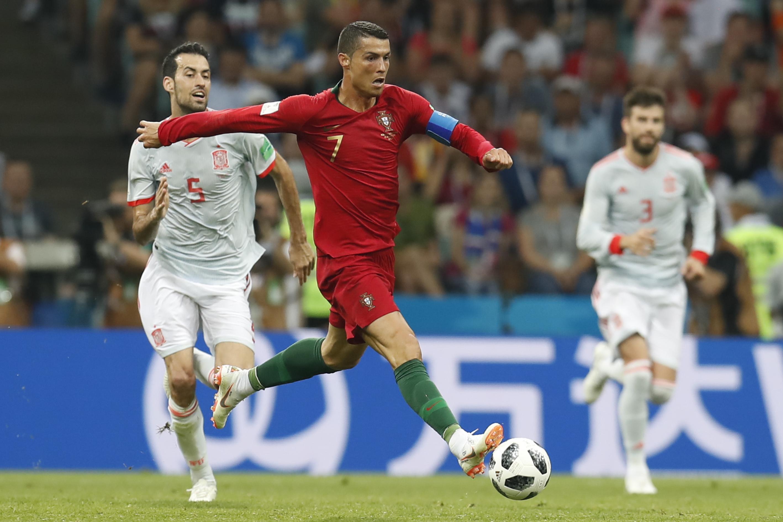 İspanya - Portekiz maı. 2018 FIFA Dnya Kupası