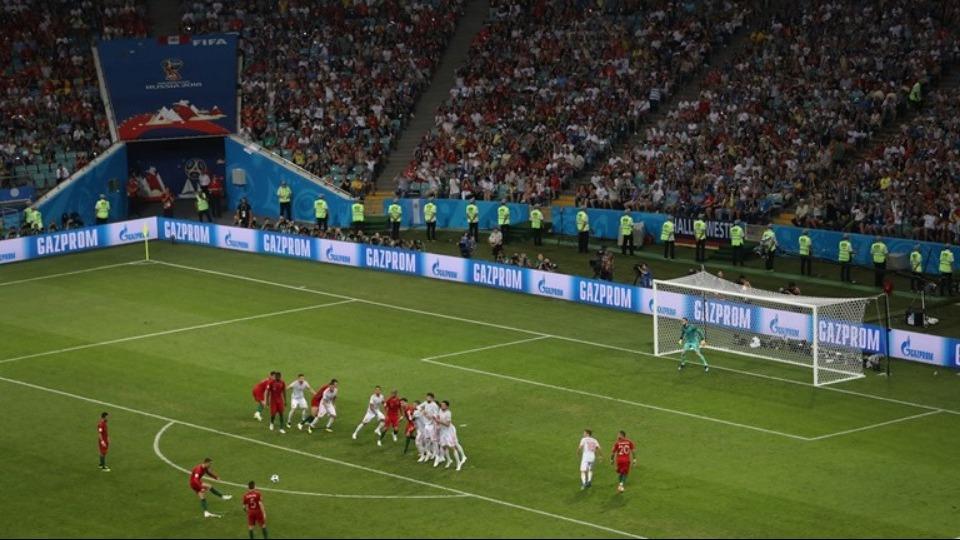 Cristiano Ronaldo: Bu Dünya Kupası'nda en iyi performansımdı