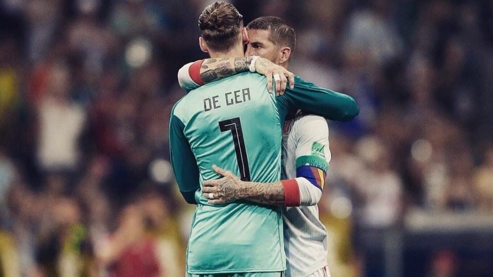 De Gea: Takım arkadaşlarıma desteklerinden dolayı teşekkür ediyorum