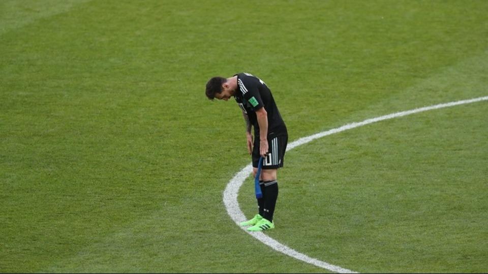 Messi, Dünya Kupası'nda gol atamadığı bir maçta en fazla şut çeken Arjantinli oldu