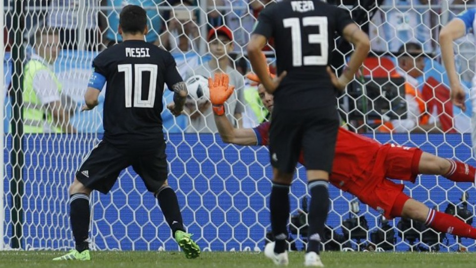 İsrailli bakandan Messi'nin penaltı kaçırmasına ilginç yorum