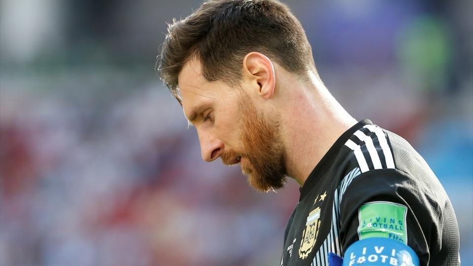 Messi ve arkadaşlarının hayal kırıklığı..