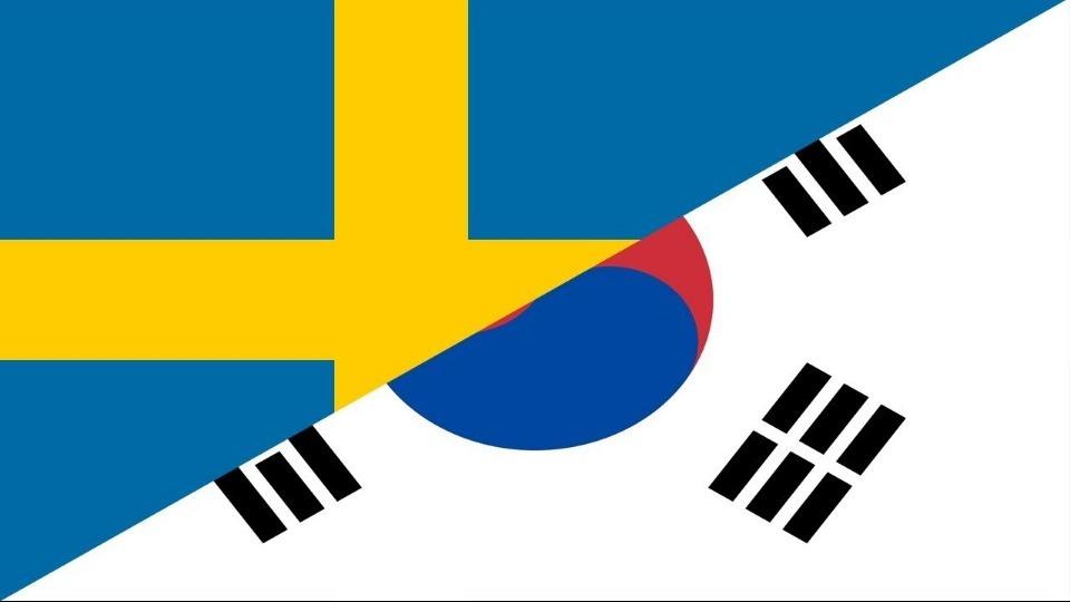 İsveç ile Güney Kore 5. randevuda