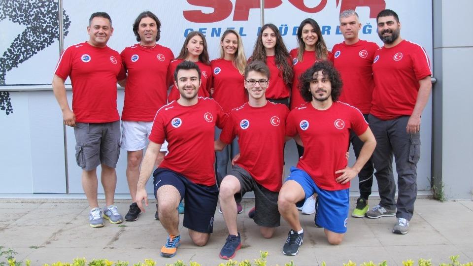 Serbest Dalış Salon Dünya Şampiyonası sona erdi!
