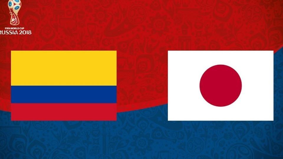 Kolombiya ile Japonya 4. randevuda