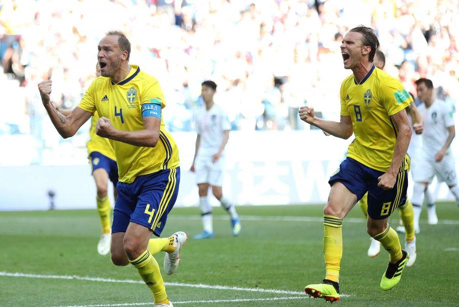 İsveç, Dünya Kupası'na galibiyetle başladı!