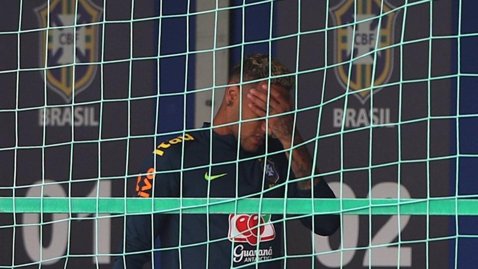 Neymar, Dünya Kupası'nda sakatlık kabusu yaşıyor!
