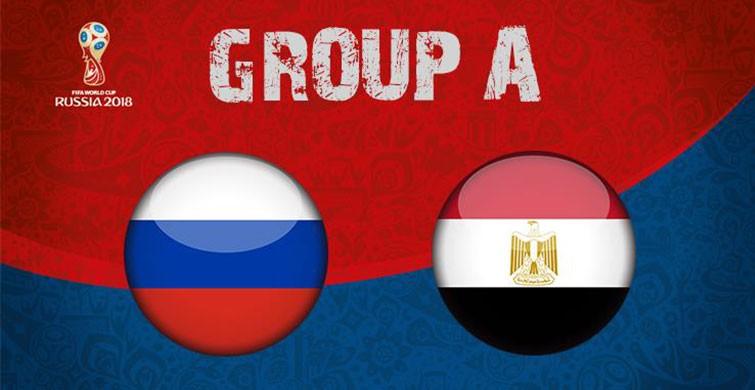 CANLI İZLE: Rusya - Mısır