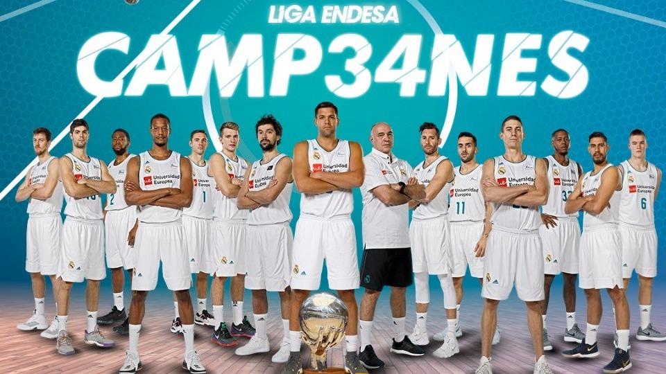 İspanya Ligi'nde şampiyon Real Madrid!