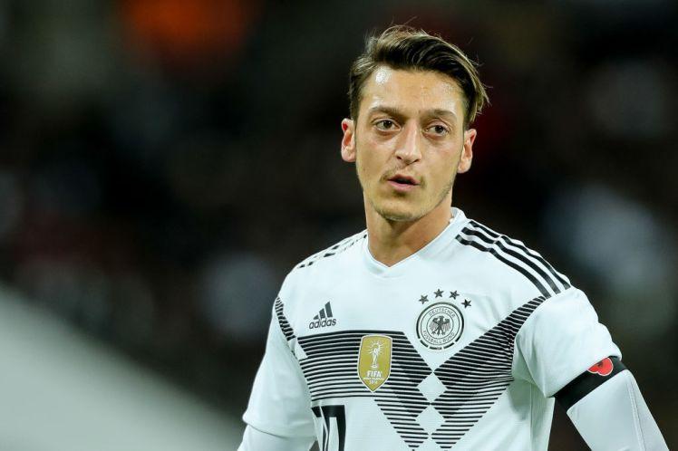 Mesut Özil, Almanya Milli Takımı'nı bıraktığını açıkladı