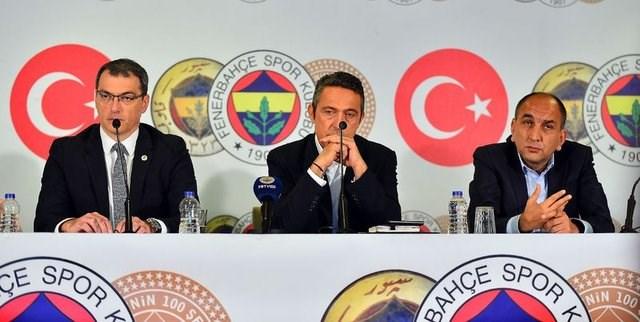 UEFA ile görüşme yaptılar