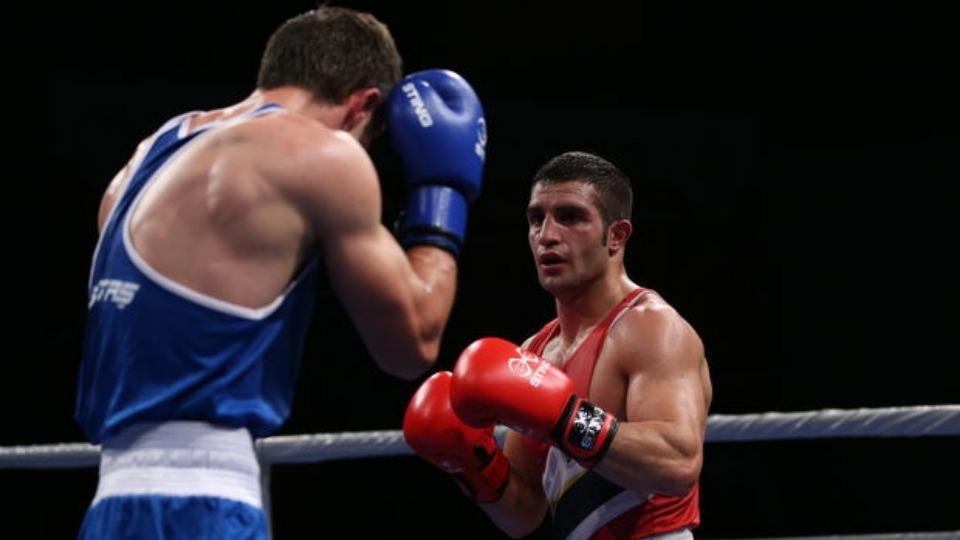 Milli boksörler, Akdeniz Oyunları'nda iddialı