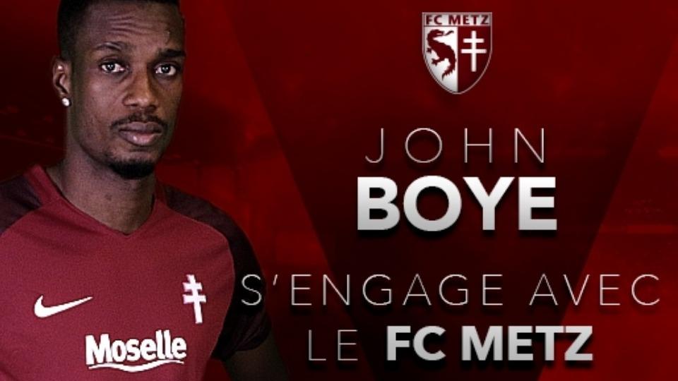 Sivasspor'dan ayrılan John Boye, Metz ile imzaladı!